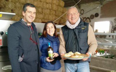 Grani antichi, olio novello e prodotti dell'orto: pranzo da Ruralia con Premiati Oleifici Barbera