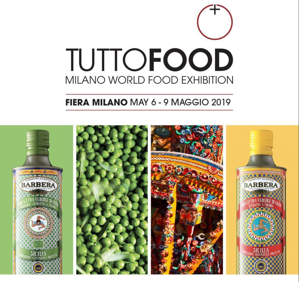 Premiati Oleifici Barbera @ TUTTOFOOD 2019